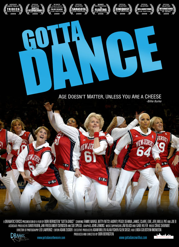 Gotta Dance Poster #1