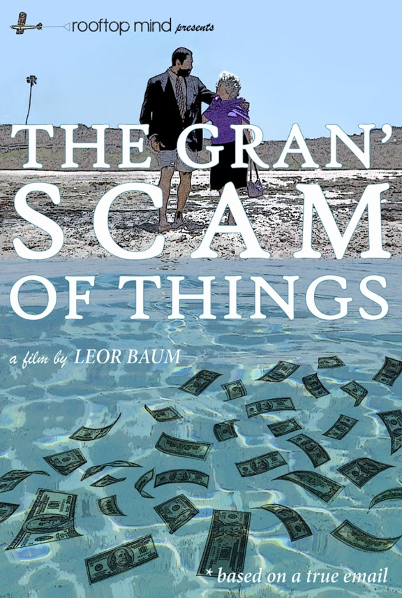 The Gran' Scam of Things Poster #1