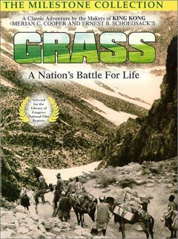 Grass: A Nation's Battle for Life Poster #1