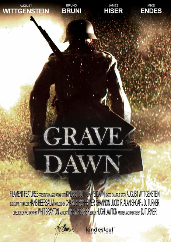 Grave Dawn Poster #1
