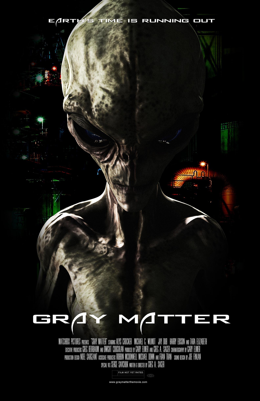 Gray Matter Poster #1