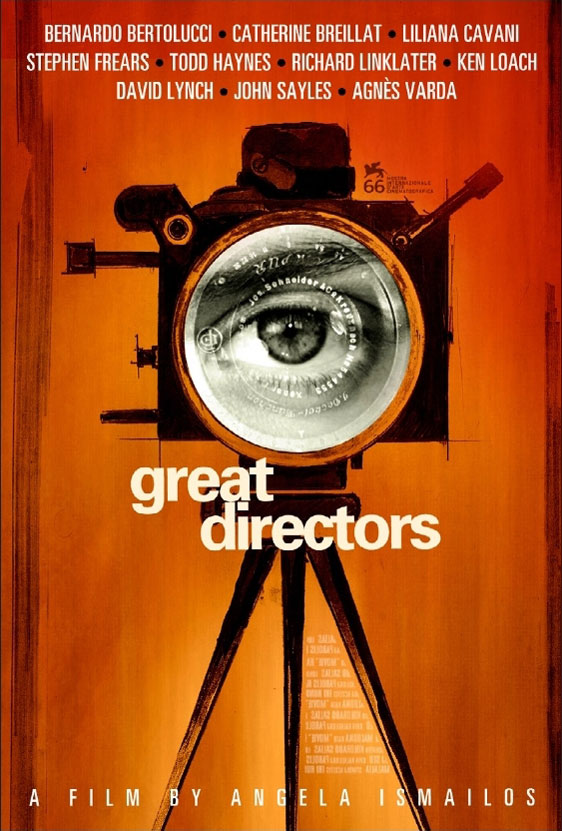 Great Directors Poster #1