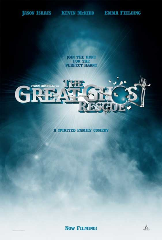 The Great Ghost Rescue Poster #1