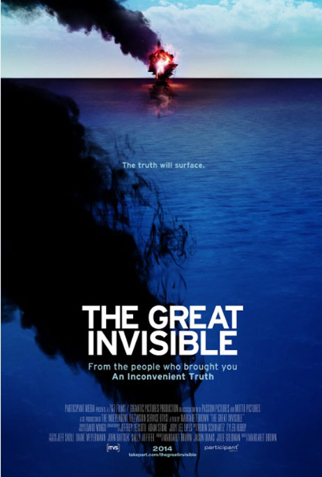 The Great Invisible Poster #1