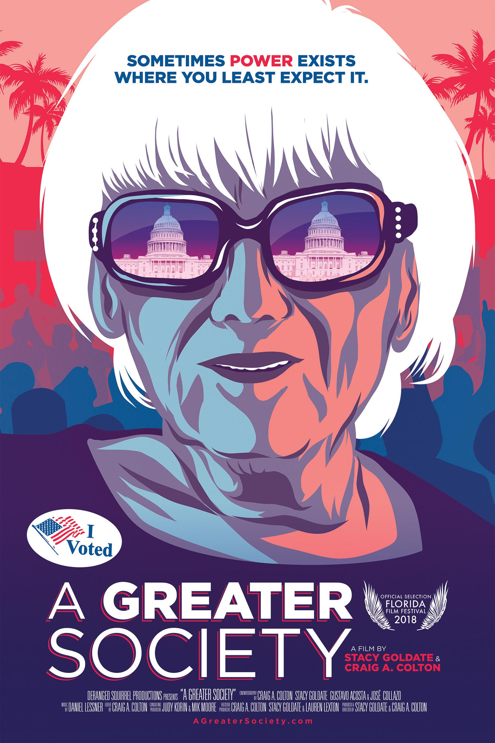 A Greater Society Poster #1