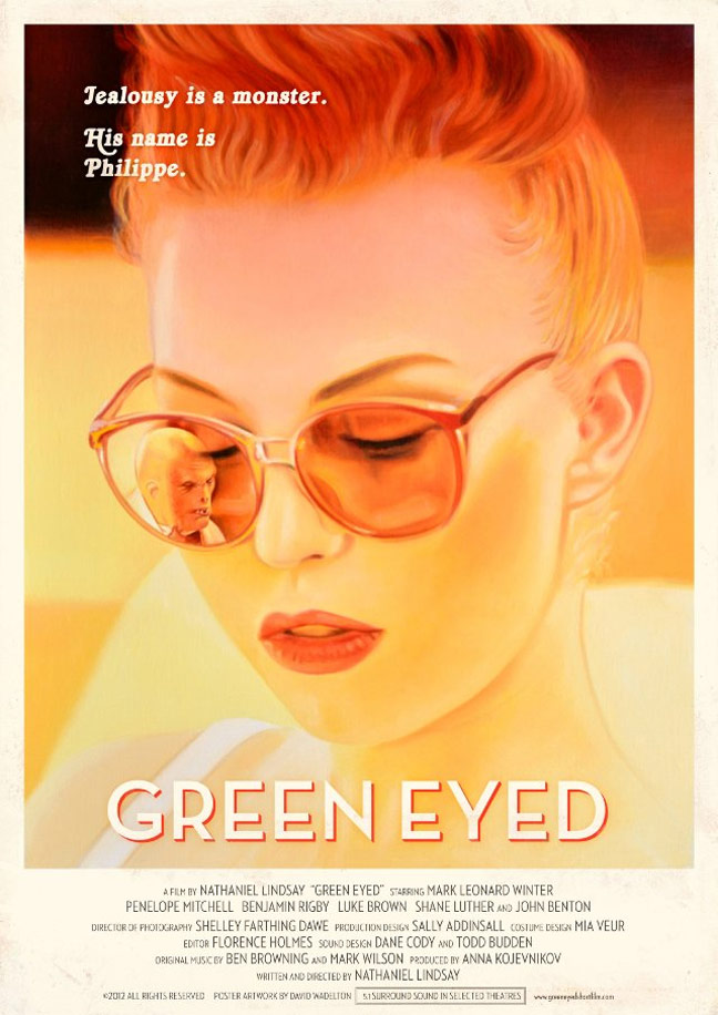 Green Eyed Poster #1