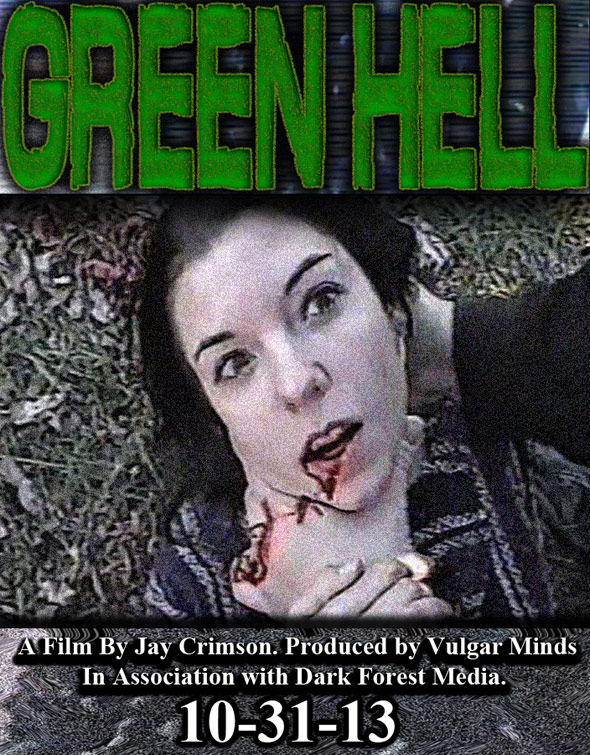 Green Hell Poster #1