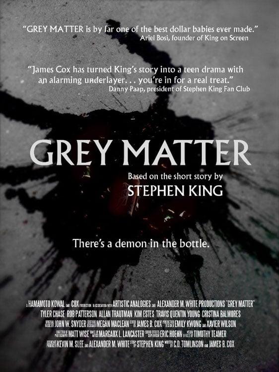 Grey Matter Poster #1