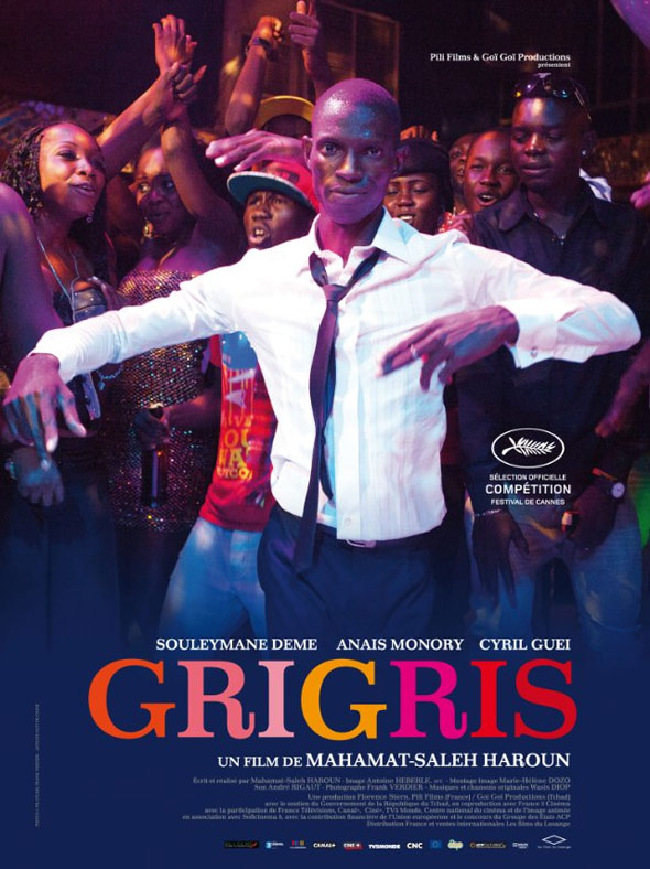 Grigris Poster #1