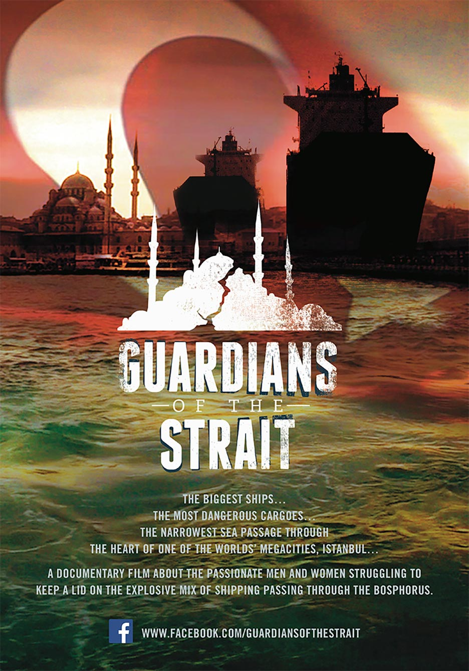Guardians of the Strait Poster #1