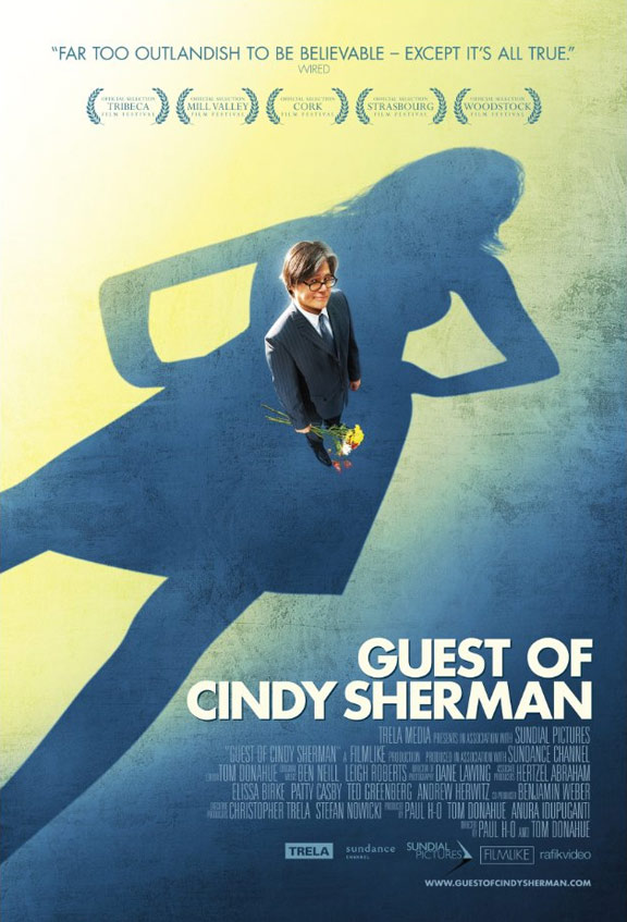 Guest of Cindy Sherman Poster #1