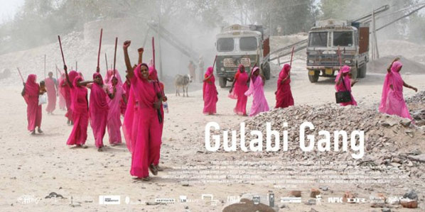Gulabi Gang Poster #1