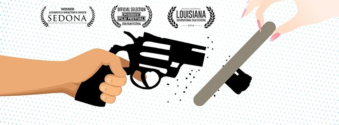 Is That a Gun in Your Pocket? Poster #1