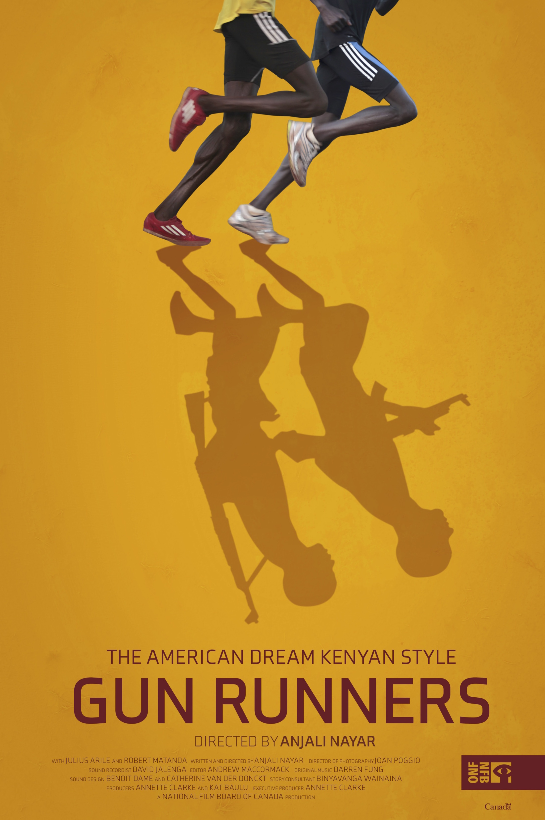 Gun Runners Poster #1