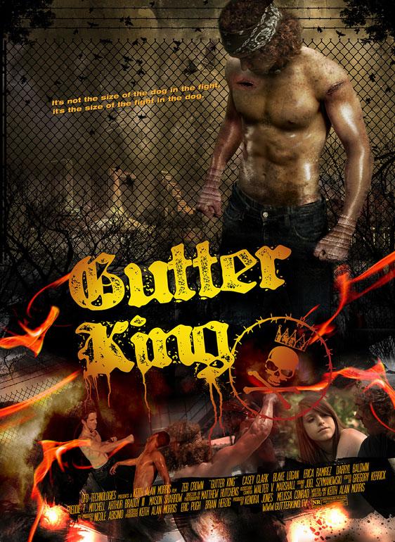 Gutter King Poster #1
