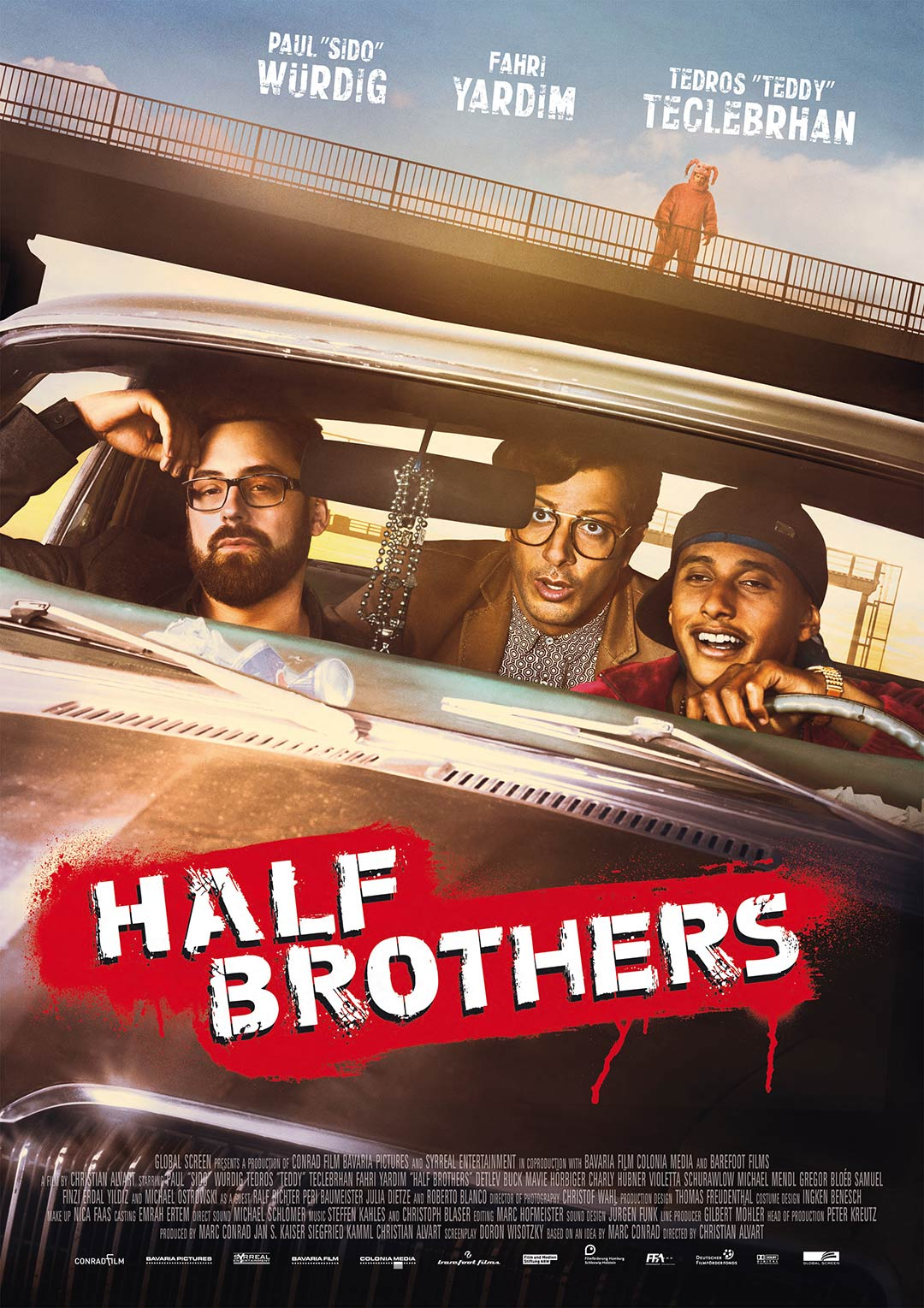 Half Brothers Poster #1