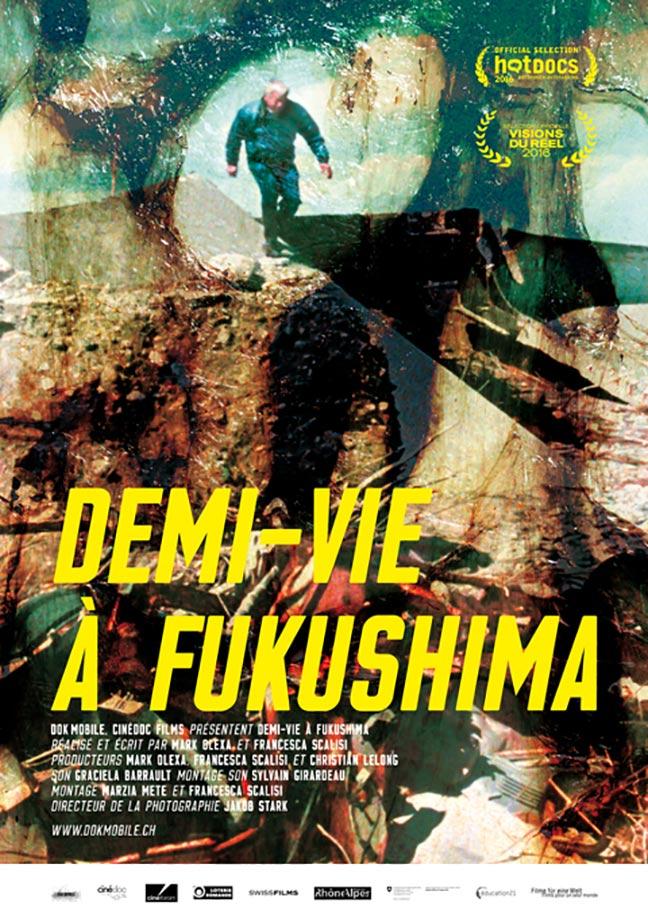 Half-Life in Fukushima Poster #1