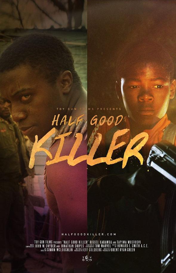 Half Good Killer Poster #1