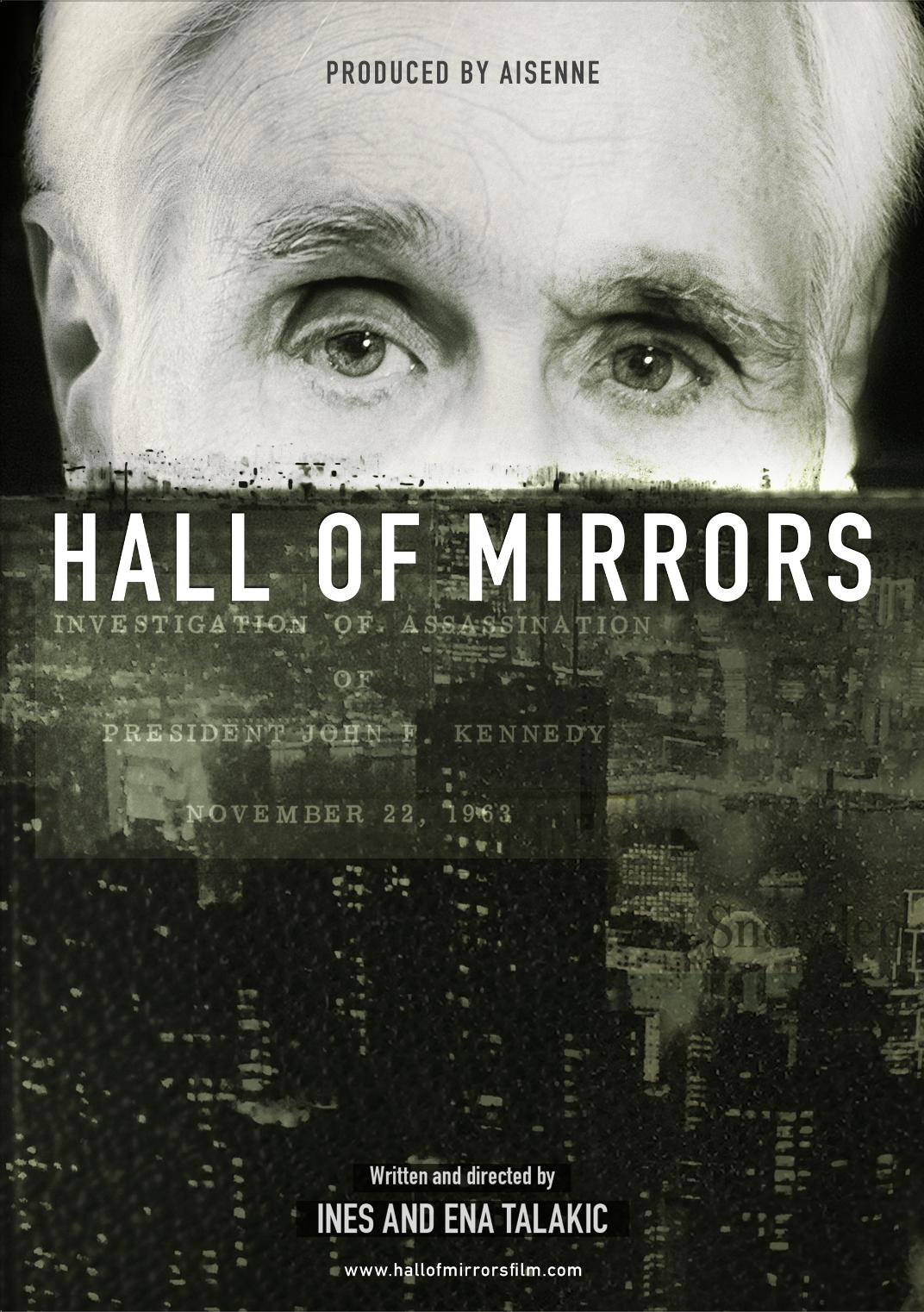 Hall of Mirrors Poster #1