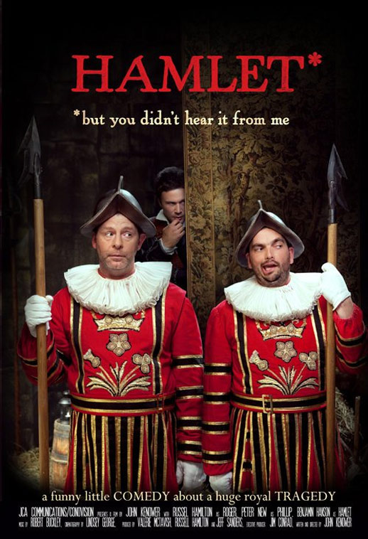 Hamlet, But You Didn't Hear It from Me Poster #1