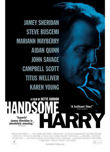 Handsome Harry Poster #1