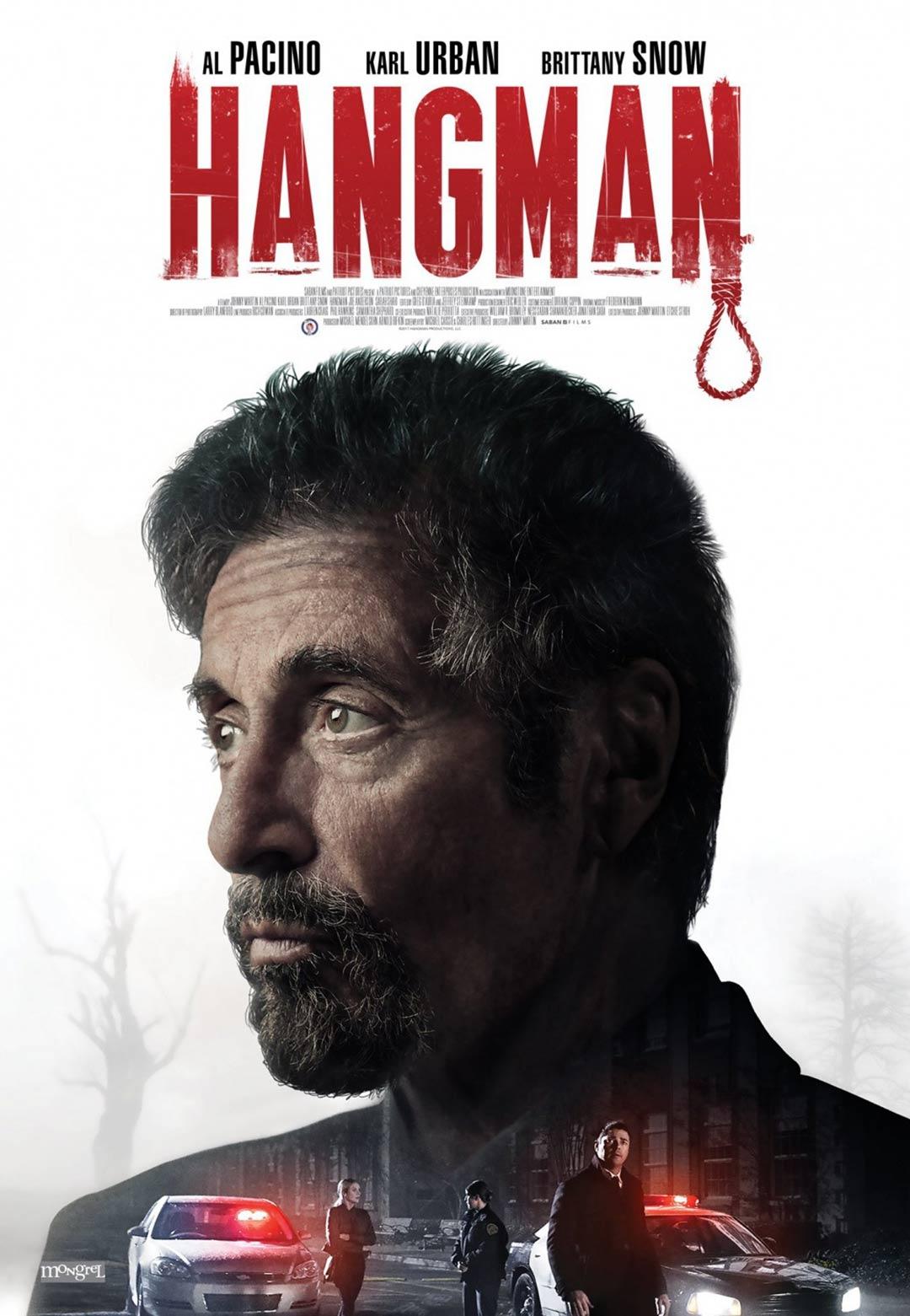 Hangman Poster #1
