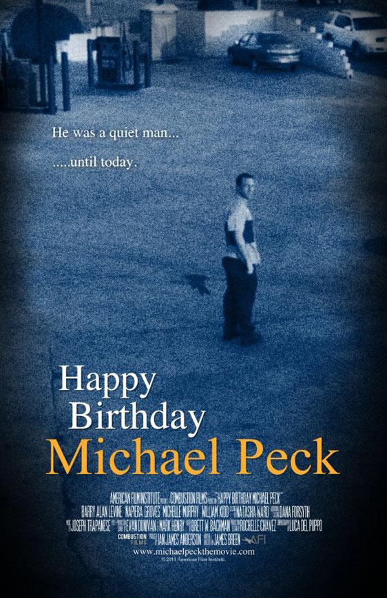 Happy Birthday Michael Peck Poster #1