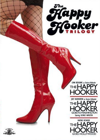 The Happy Hooker Goes to Washington Poster #2