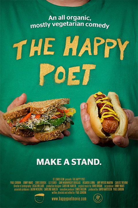 The Happy Poet Poster #1