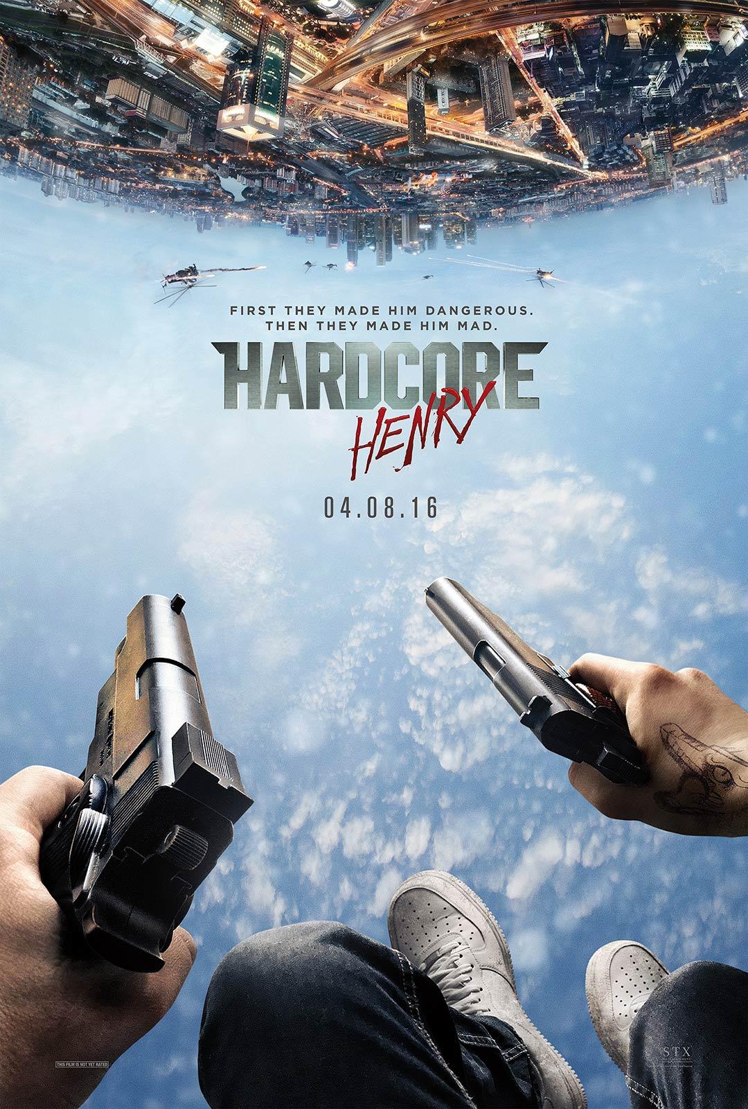 Hardcore Henry Poster #3