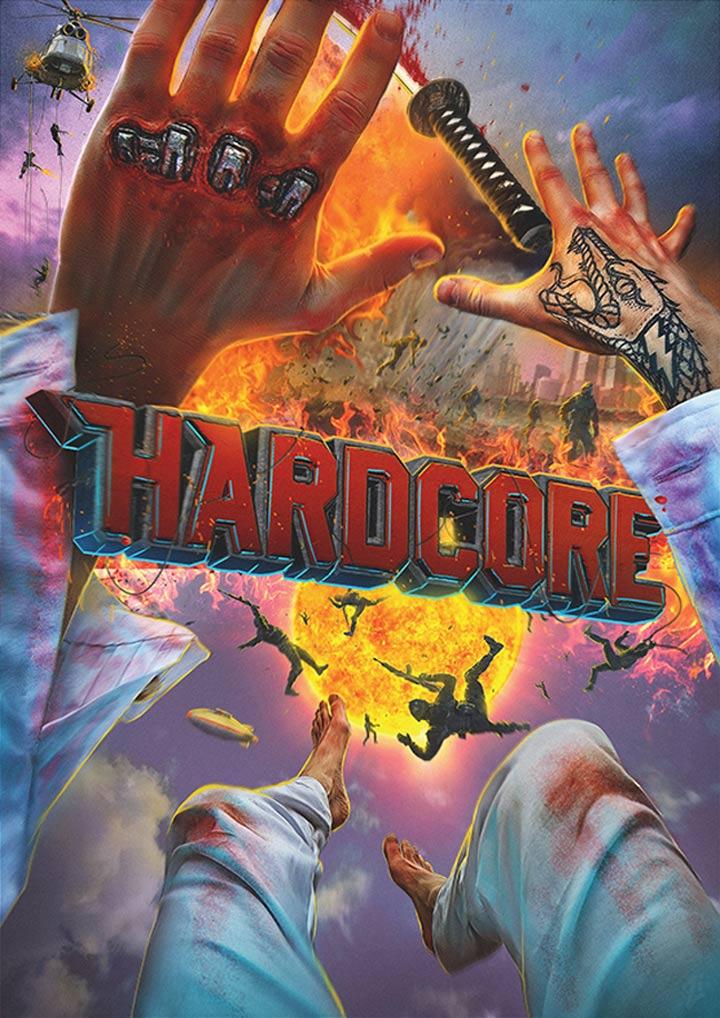 Hardcore Henry Poster #1