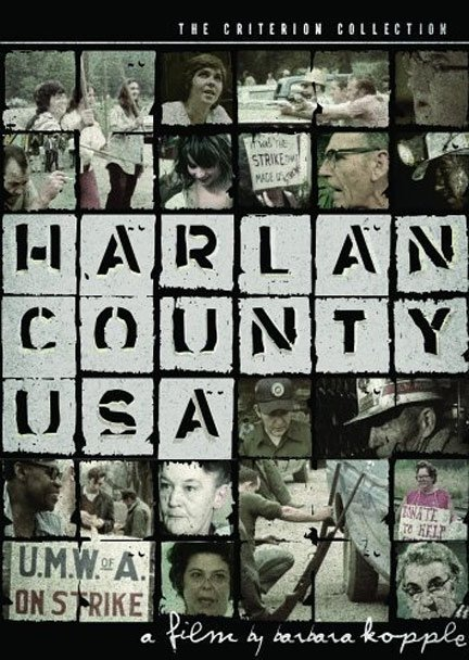 Harlan County USA Poster #1