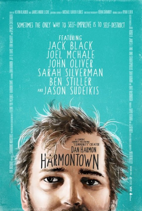 Harmontown Poster #1