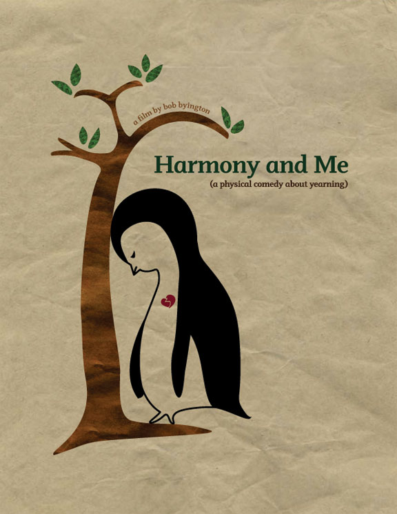Harmony And Me Poster #1