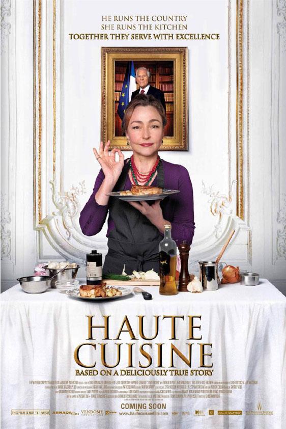 Haute Cuisine Poster #1