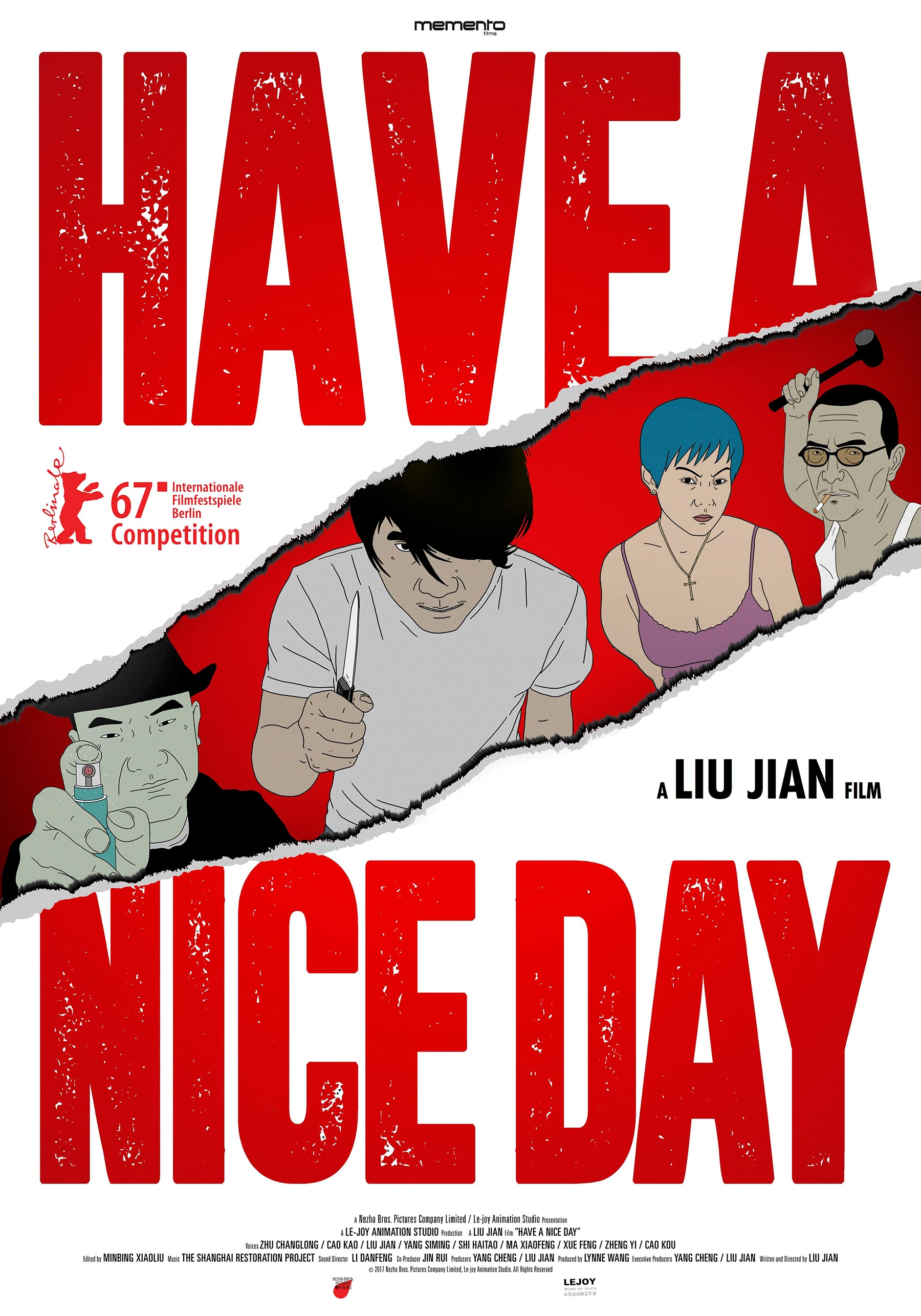Have a Nice Day Poster #1