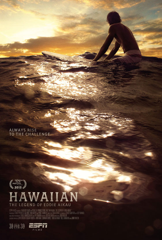 Hawaiian: The Legend of Eddie Aikau Poster #1