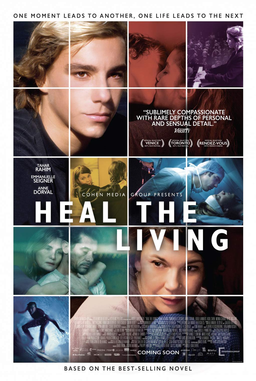 Heal the Living Poster #2