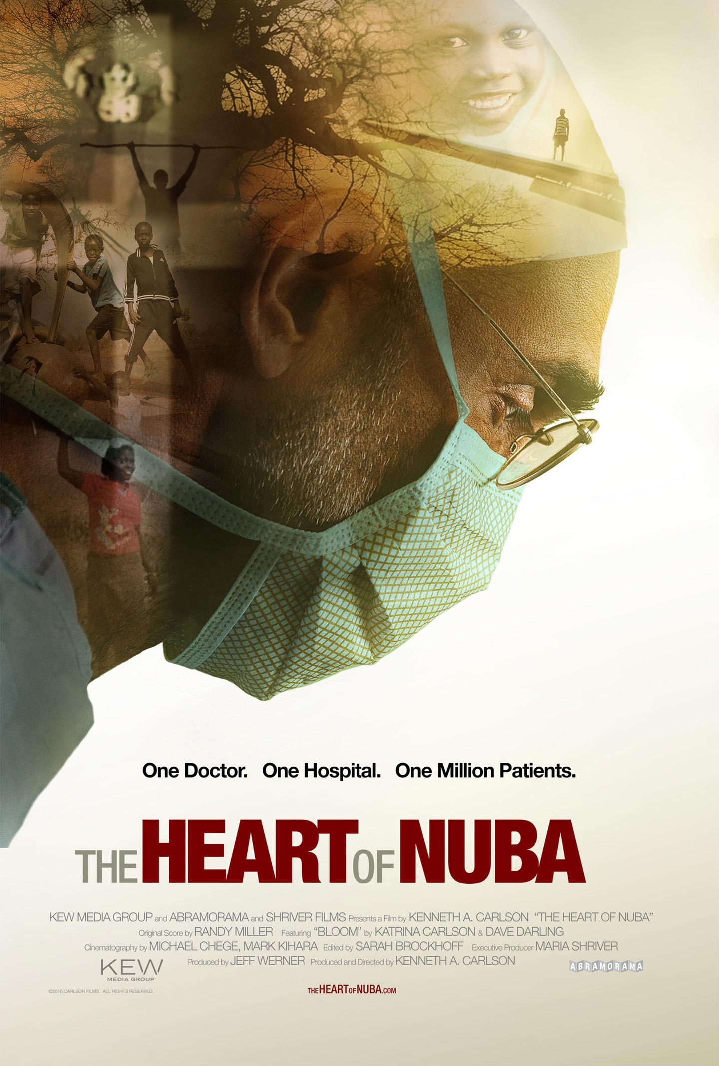 The Heart of Nuba Poster #1