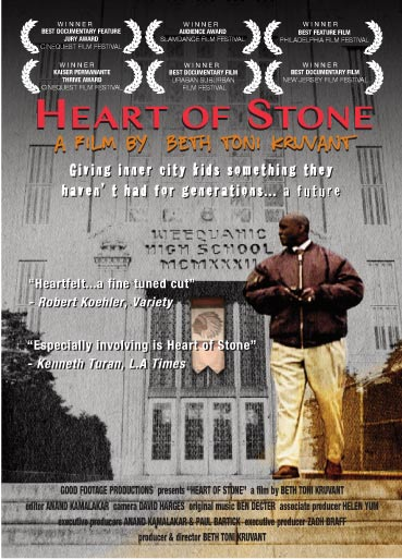 Heart of Stone Poster #1
