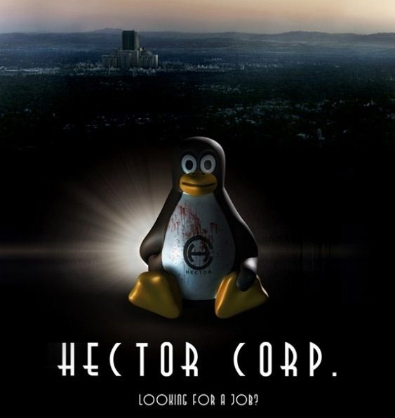 Hector Corp. Poster #1