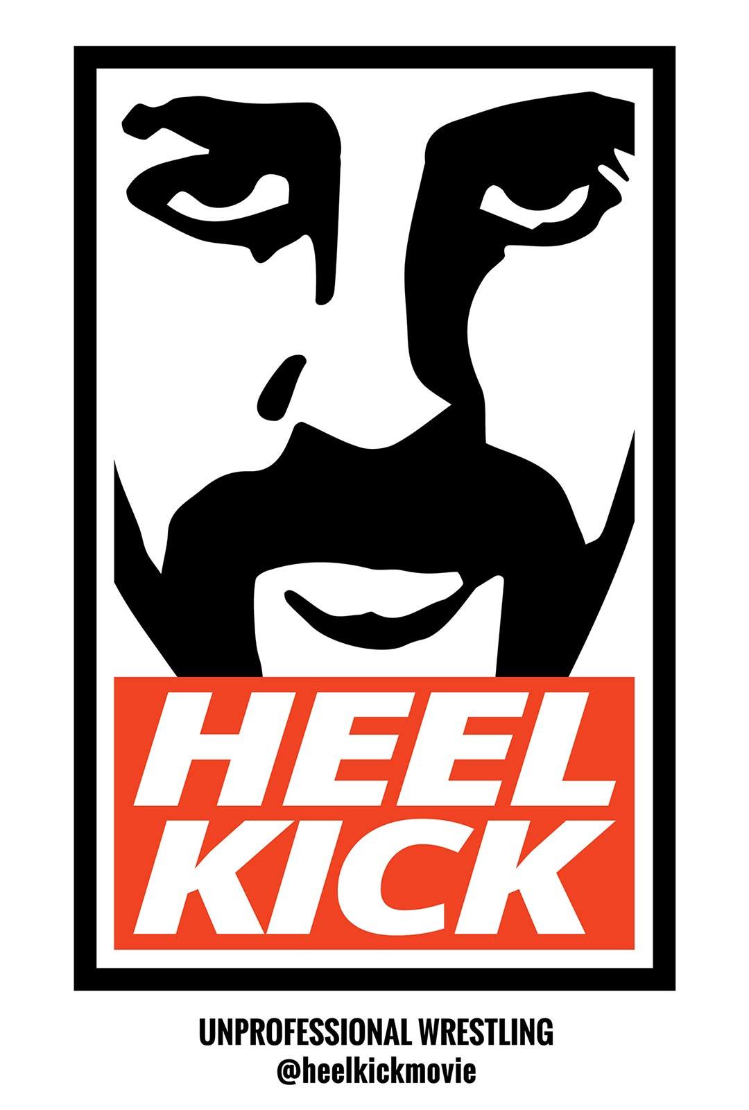 Heel Kick! Poster #1