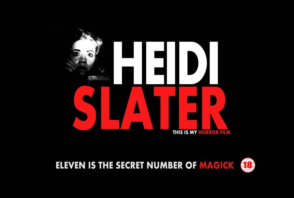 Heidi Slater Poster #1