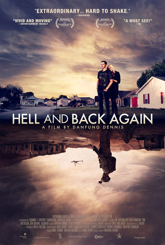 Hell and Back Again Poster #2