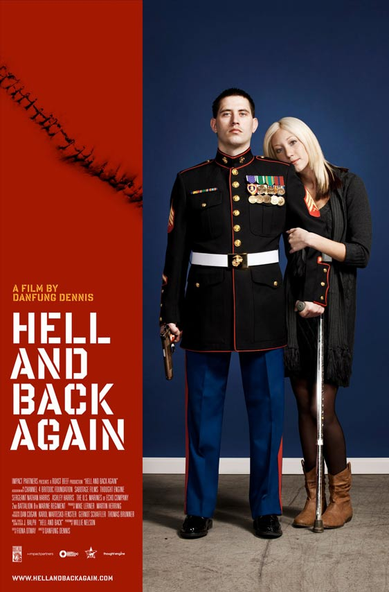 Hell and Back Again Poster #1