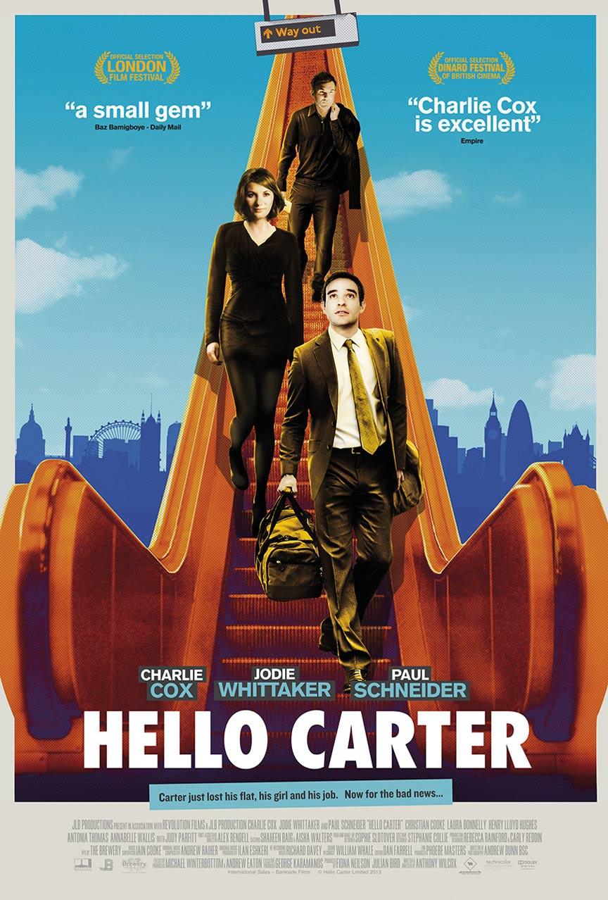Hello Carter Poster #1