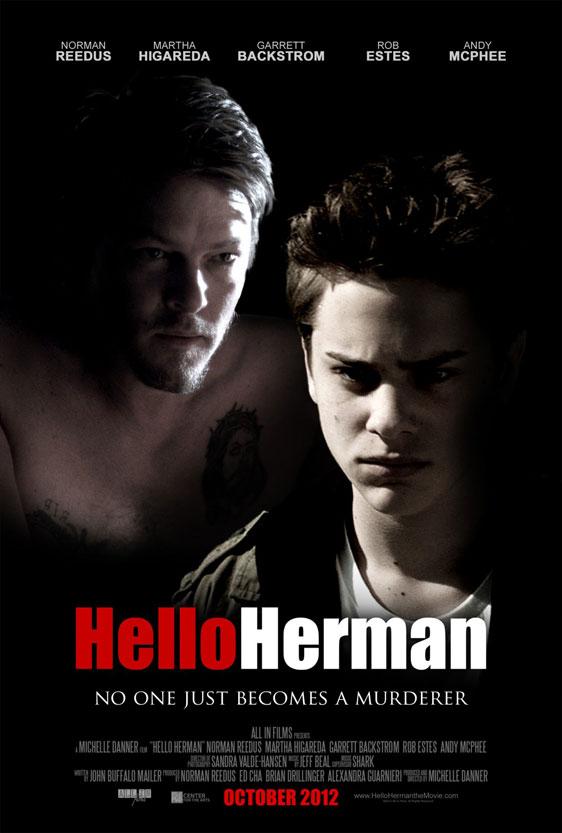 Hello Herman Poster #2