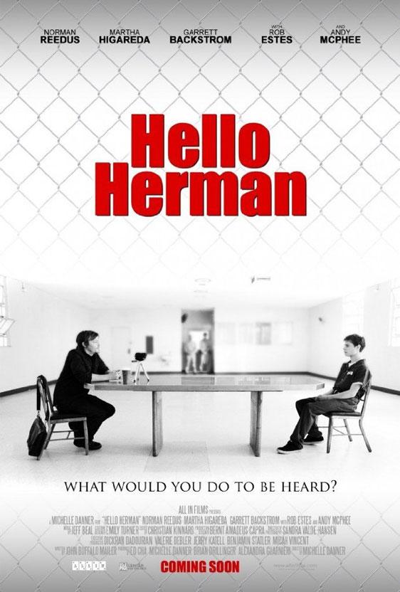 Hello Herman Poster #1