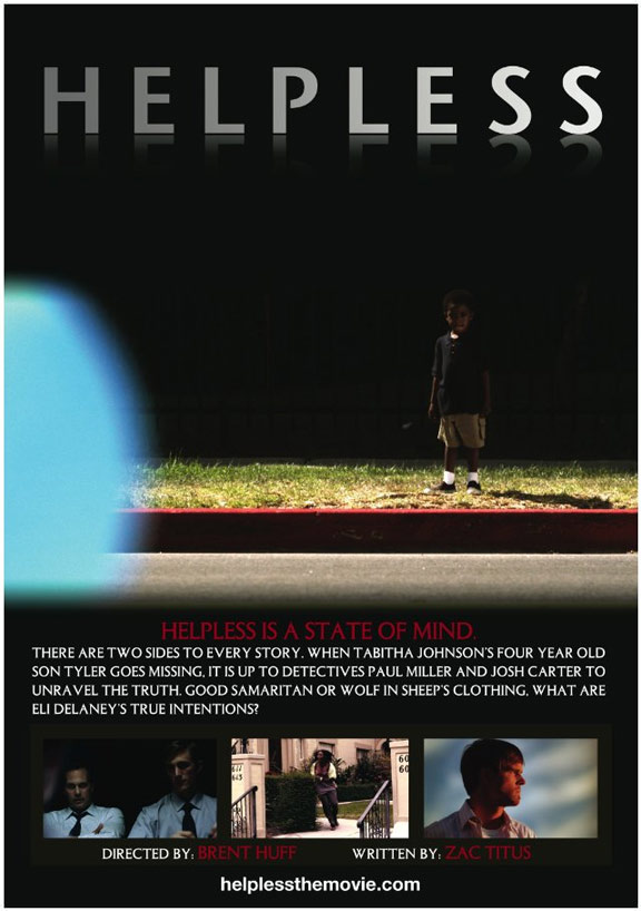 Helpless Poster #1