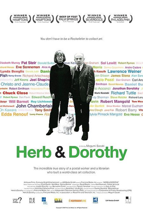 Herb and Dorothy Poster #1